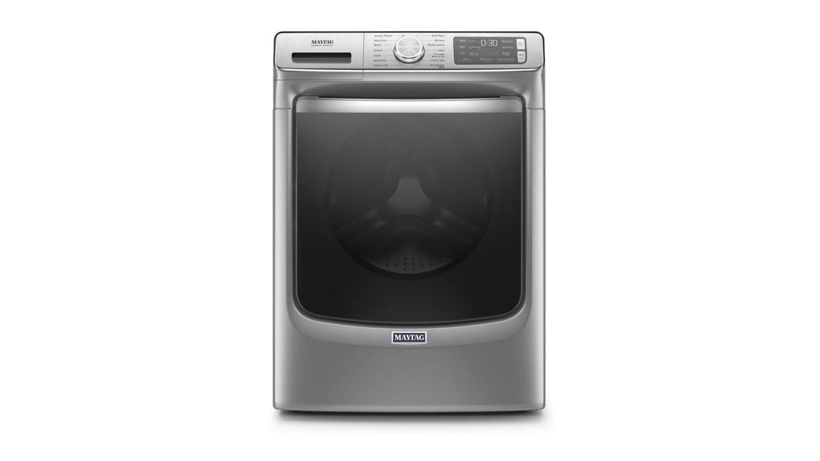 The Maytag MHW8630HC is a powerful washing machine