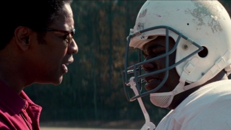 A still from 'Remember the Titans'