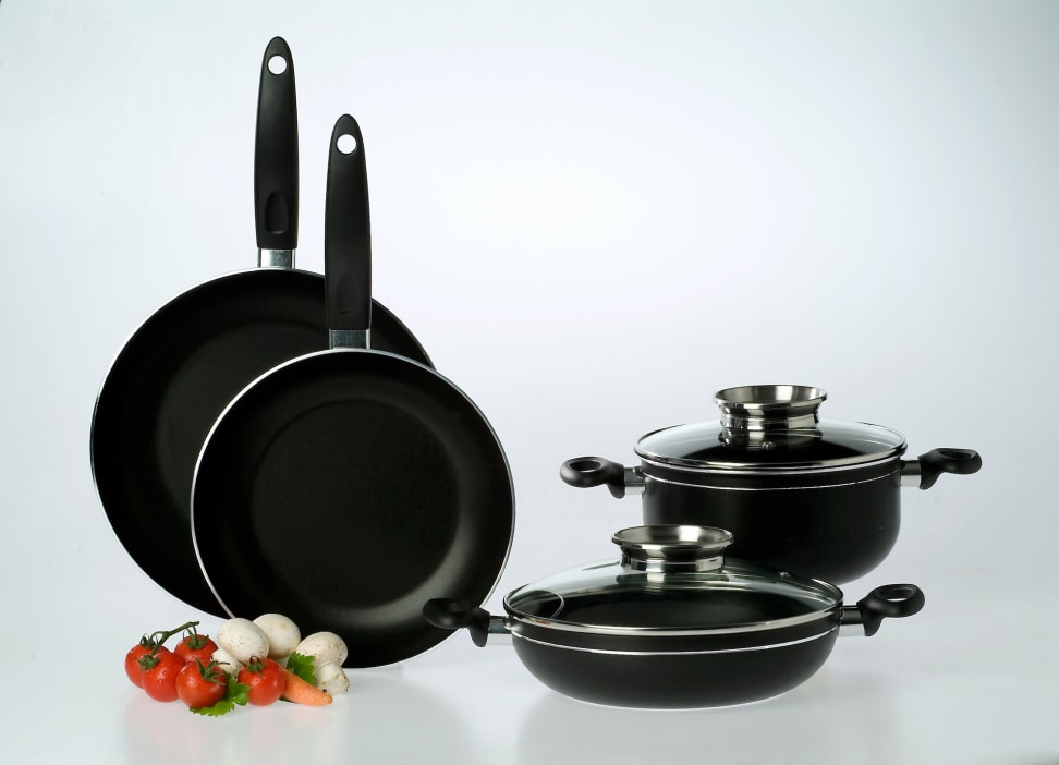 The Best Nonstick Cookware Sets of 2019 - Reviewed Kitchen ...