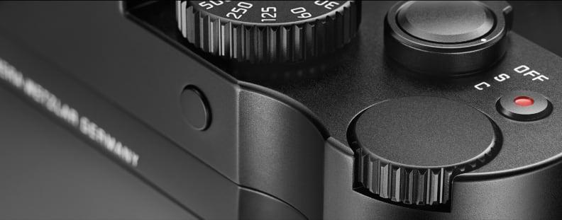 Leica Q Dials