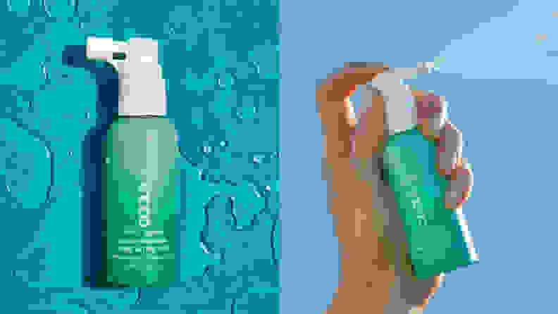 Coola Scalp & Hair Mist Organic Sunscreen