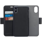 Amazonbasics leather wallet iphone x case