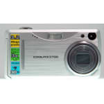 Nikon coolpix 3700 front