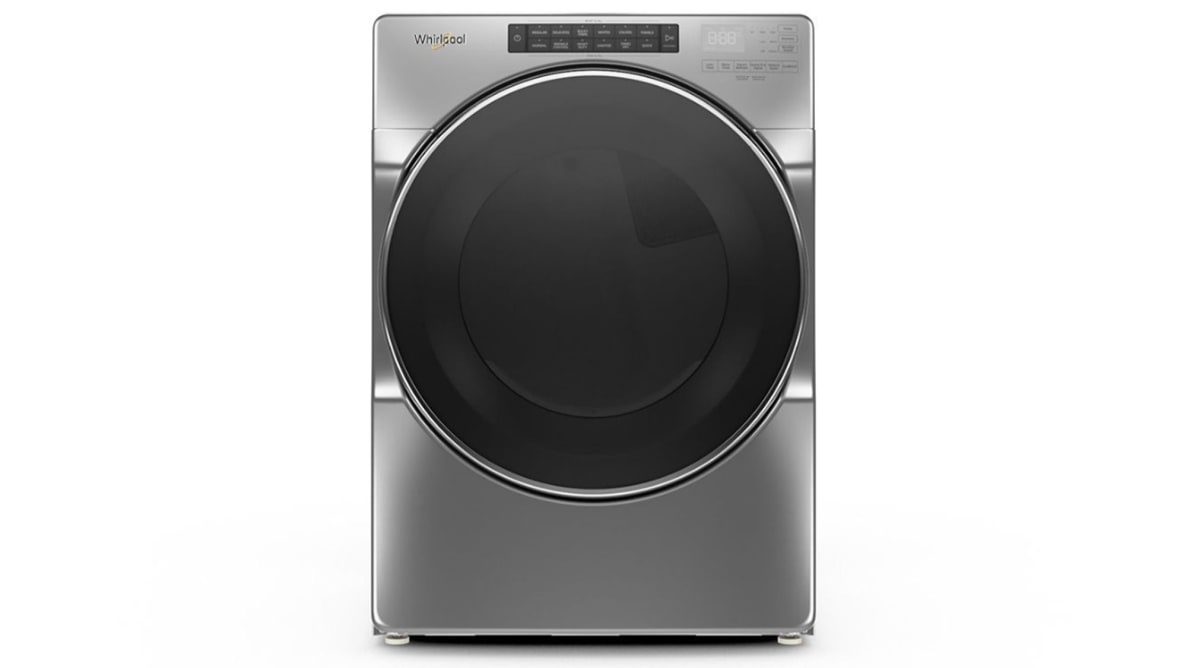 Whirlpool WED6620HW Dryer Review