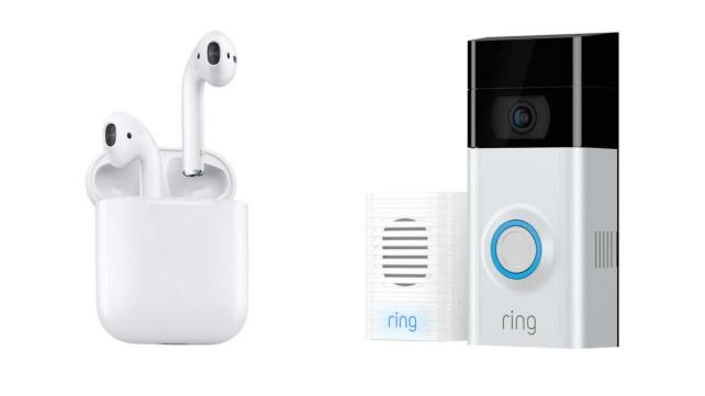 Air pods/Ring doorbell