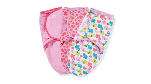 Gifts for new parents 2019: SwaddleMe Swaddles