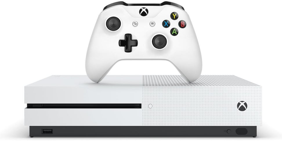 Buy an Xbox One S and get 4 games for free