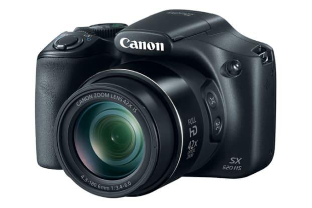 Product Image - Canon PowerShot SX520 HS