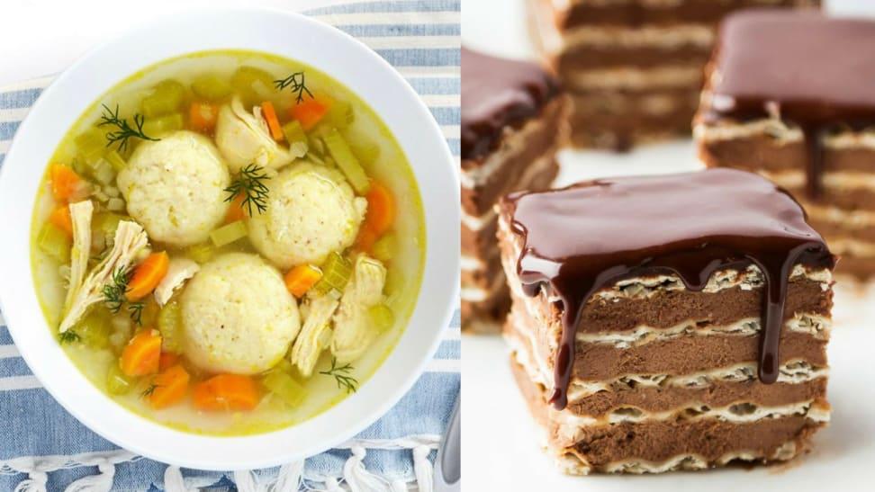Matzo Recipes perfect for Passover