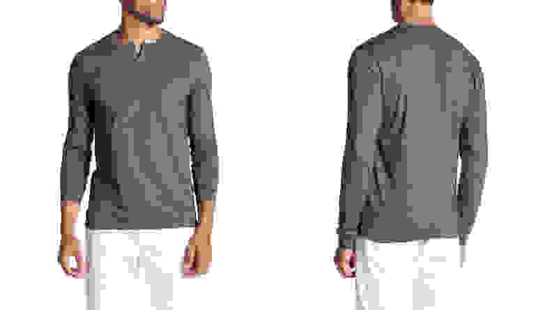 Public Opinion Long-Sleeve Tee