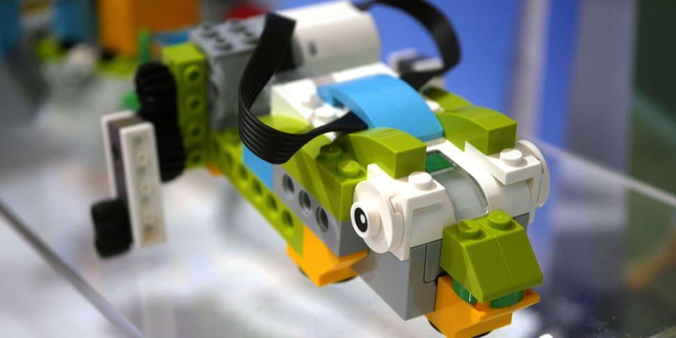 LEGO WeDo 2.0 Frog Toy