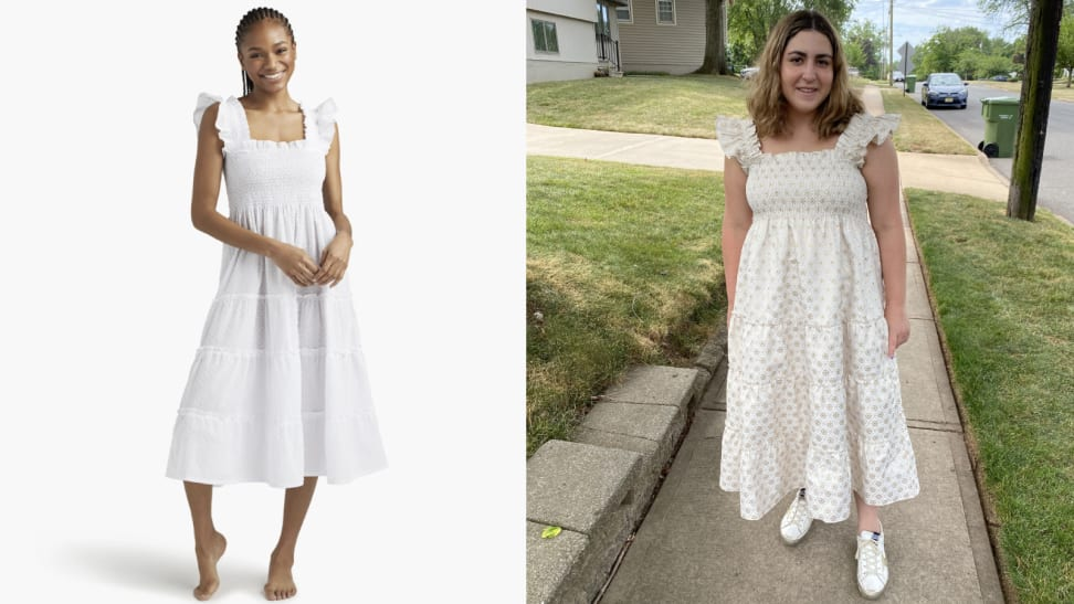 Hill House nap dress review