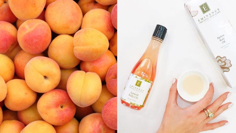 Apricot Body Oil 3