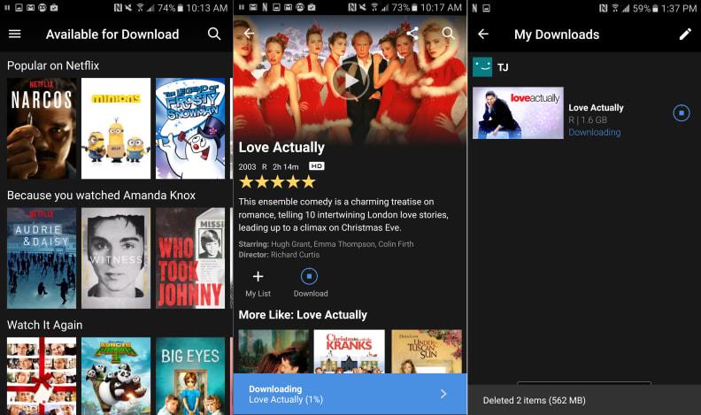 How to watch Netflix movies offline and back them up to USB