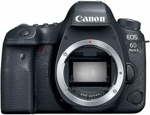 Product Image - Canon EOS 6D Mark II
