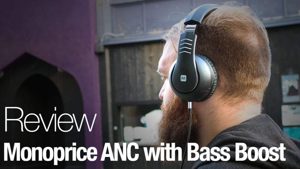 Product Image - Monoprice ANC with Bass Boost