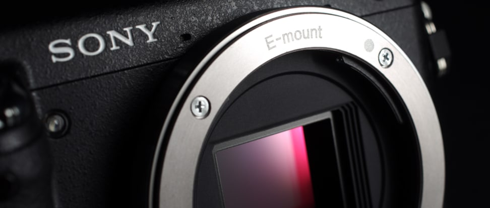 Product Image - Sony Alpha NEX-6