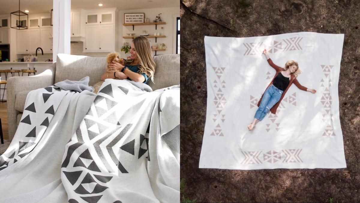 People are obsessed with the $150 Big Blanket—here's why