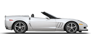 Product Image - 2013 Chevrolet Corvette Grand Sport Convertible 3LT