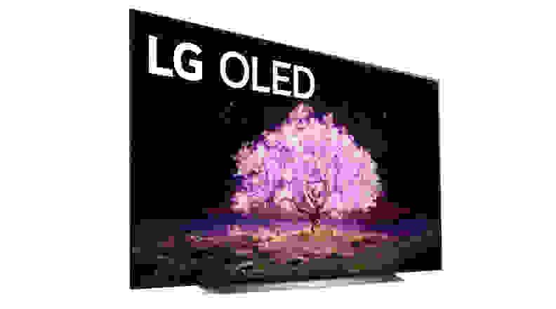 LG OLED C1 television