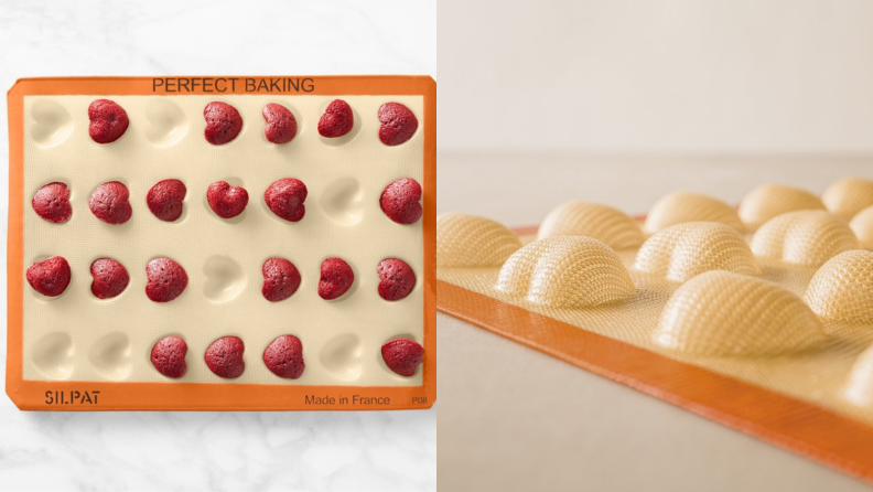 Silpat molds are great tools for people who enjoy baking.