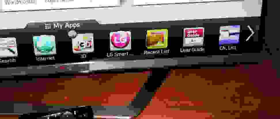 Product Image - LG 47LM8600