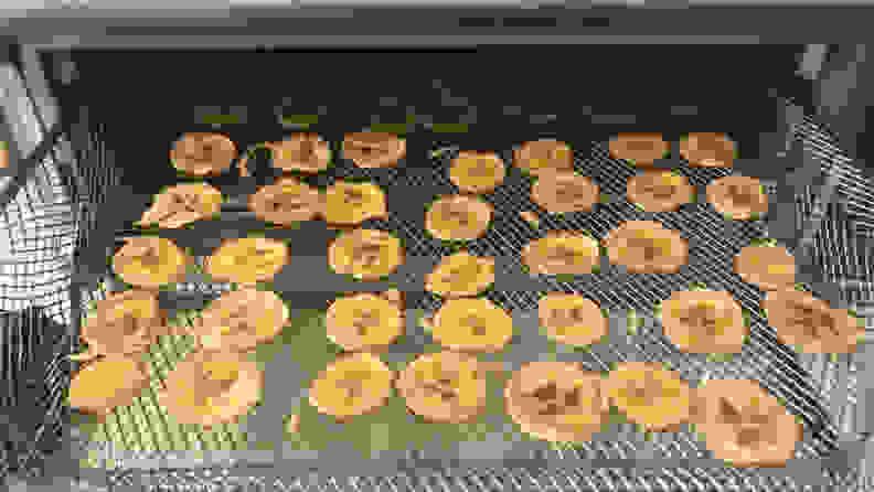 Ninja Foodi Oven - Banana Chips
