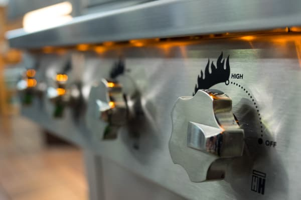 Everything on Kalamazoo's grills is crafted with care, from the grill grates down to the knobs and doors.