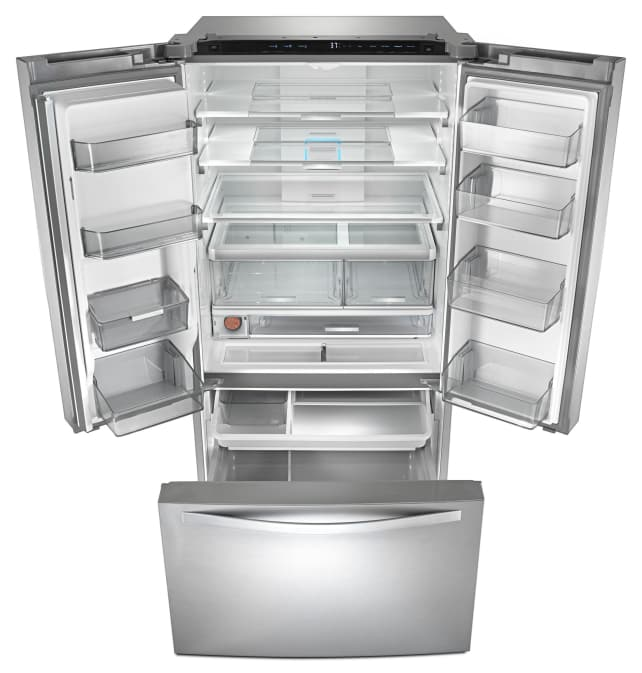 Whirlpool Fridge with Pantry Shelves