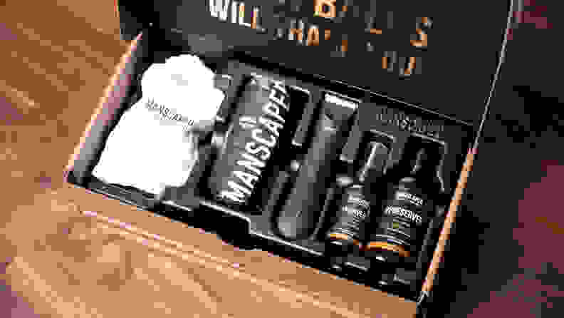 Manscaped Perfect Package 3.0 in box