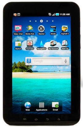 Product Image - Samsung Galaxy Tab (US Cellular)