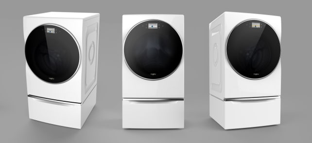 Whirlpool all-in-one washer/dryer combo