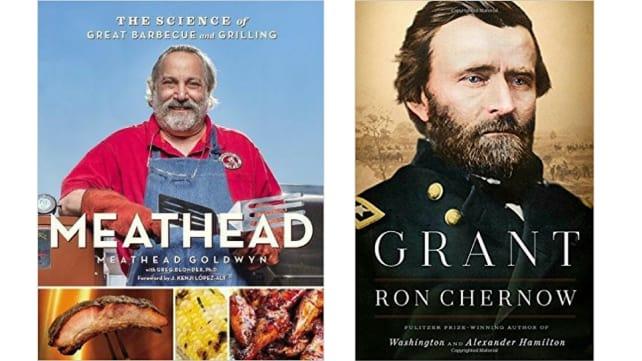 Meathead/Grant Books