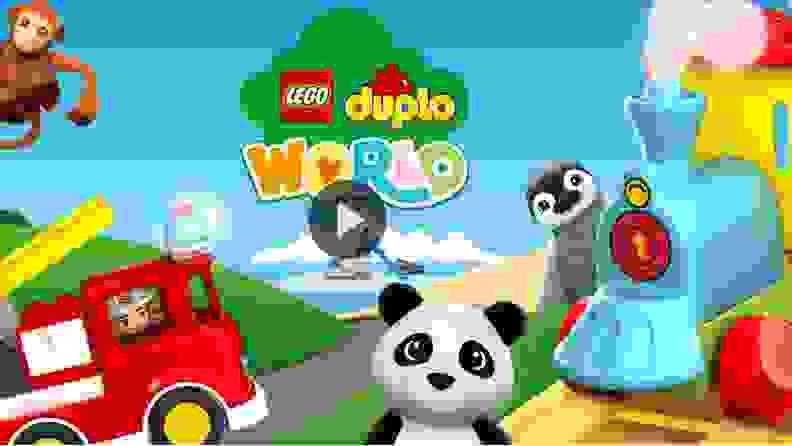 LegoDuplo