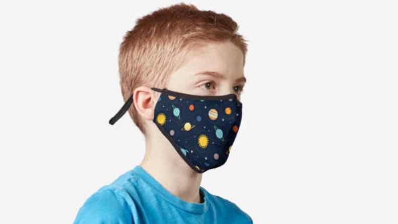 Face Masks And Coverings Kids Will Actually Want To Wear