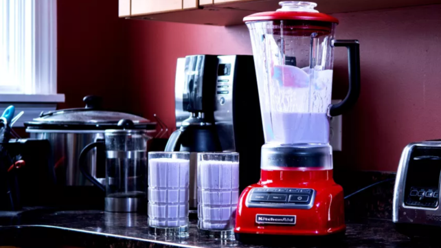 Best health and fitness gifts 2018 Kitchenaid blender