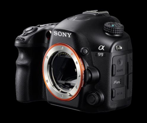 Product Image - Sony Alpha SLT-A99