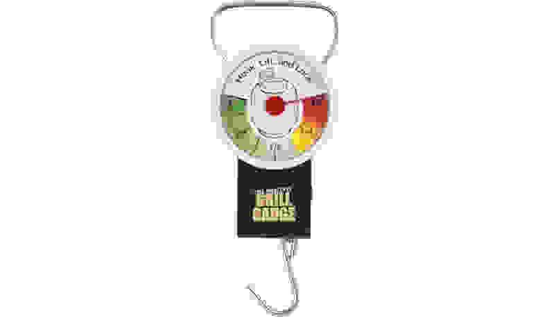 Grill gauge