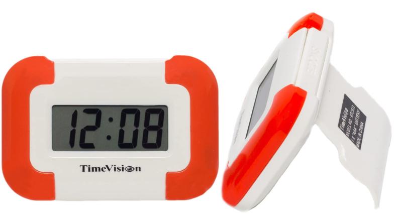 Product shot of the ShakeAwake Vibrating Alarm Clock