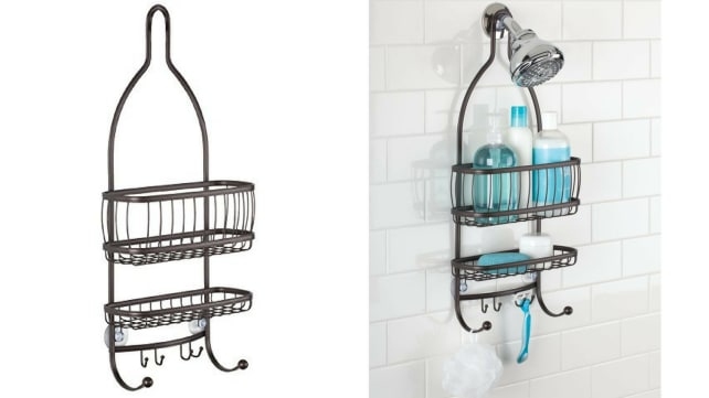 InterDesign Bathroom Shower Caddy