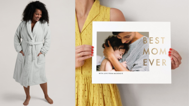 The best first Mother's Day gifts for new moms