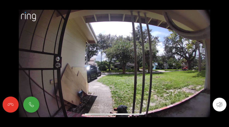 Most Useful Gadgets - Door view Ring Video Doorbell (second-generation)
