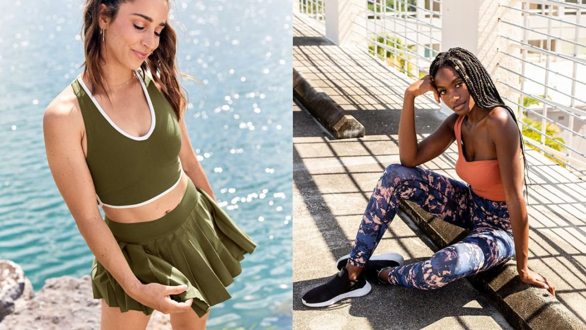 5 affordable places to buy activewear