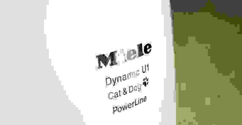 Miele U1 Cat and Dog