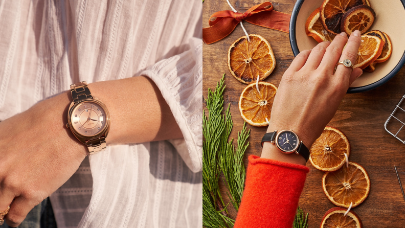 Womens watches.