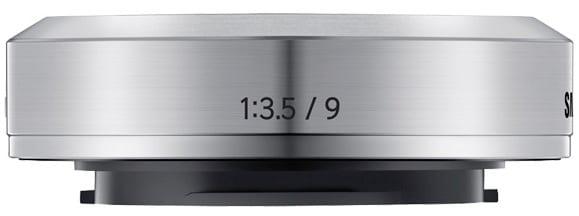 Product Image - Samsung NX Mini 9mm f/3.5 Lens