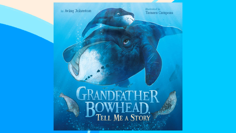 The cover of Grandfather Bowhead, Tell Me A Story.