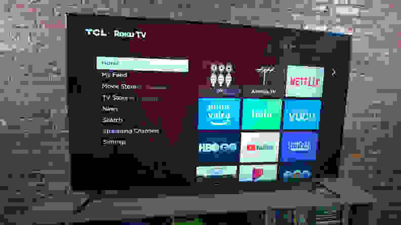 TCL 55-Inch Smart TV