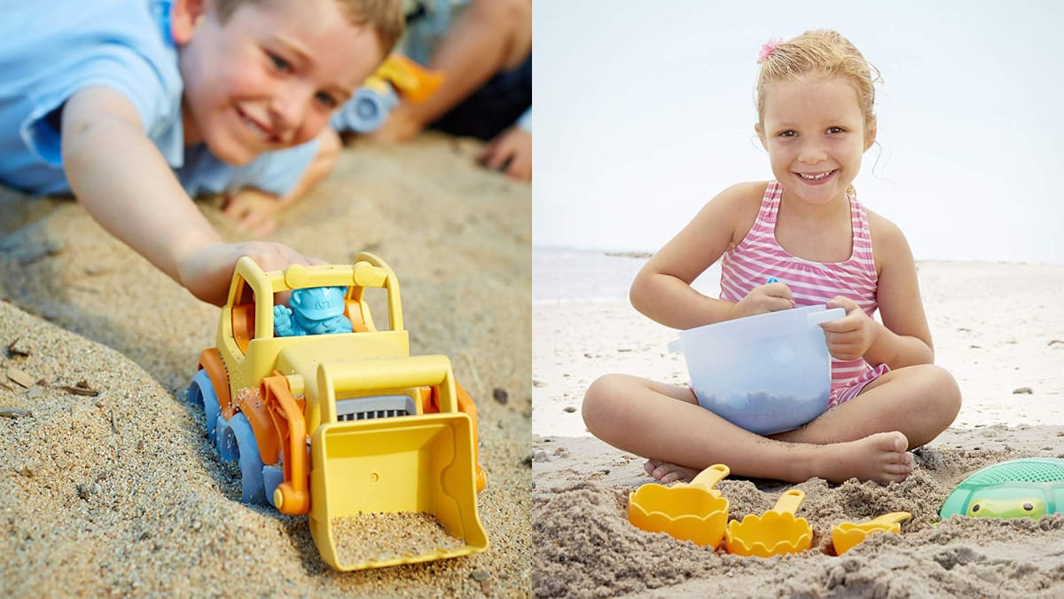 Heading to the beach? Here are the 12 most popular beach toys