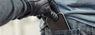 Phone stolen hero